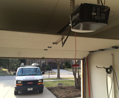 Garage Door Opener in Illinois